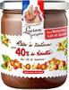 Pâte à tartiner avec 40% de Noisette du Lot et Garonne - Product