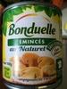 Emincés au naturel Champignons de Paris - Product