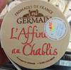 L'Affiné au Chablis - Fromage à pâte molle au lait pasteurisé - Product