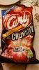 Curly Cacahuète les Crunchy - Produit
