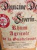 rhum domaine Séverin - Produit