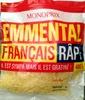 Emmental Français Râpé (29 % MG) - Product