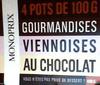 Gourmandises Viennoises au Chocolat - Produit