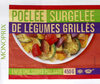 Poêlée de légumes grillés, surgelés - Product
