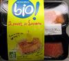 Pavés de Saumon - Product