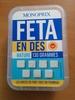 Feta AOP (24% MG) Nature en dés - 130 g - Monoprix - Produit