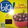 Saumon lentilles vertes bio - Prodotto