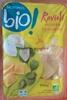 Raviolis ricotta épinards aux œufs Bio - Produkt