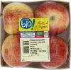 Pomme bicolore dalinette - Produit
