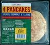 4 Pancakes - Prodotto