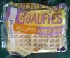 6 gaufres moelleuses aux oeufs frais - Product