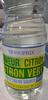 Saveur Citron Citron Vert - Produit