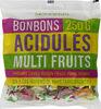 Bonbons acidulés multifruits - Produkt
