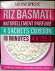 Riz Basmati - Produit