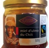 Miel d'ulmo du Chili - Product