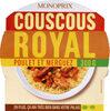 Couscous Royal au poulet et merguez - Produit