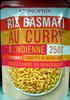 Riz Basmati au Curry à l'Indienne - Produit