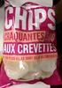 Chips Craquantes aux Crevettes - Produit