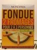 Fondue 2 Fromages - Produit