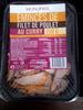Émincés de filet de poulet au curry - Produit