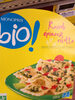 Ravioli épinards ricotta, sauce basilic et parmesan bio - Product