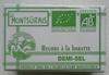 Beurre à la baratte Demi-Sel Bio (80 % MG) - Produit