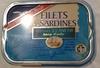 Filets de sardines marinés à l'aneth - Product