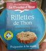 Rillettes de Thon au fromage frais - Prodotto