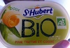 St Hubert Bio (Doux, Tartine et Cuisine), (58 % MG) - Produit