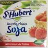 Les petits plaisirs Soja Morceaux de fraises - Produit