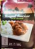 Rougail Saucisse et riz basmati - Product