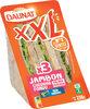 XXL JAMBON CHEDDAR PAIN SUEDOIS - Product