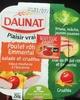 Poulet rôti Emmental salade et crudités sauce moutarde à l'ancienne - Produit