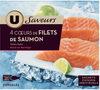 Coeurs de filets de saumon - Product