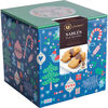 Biscuits pur beurre épices de Noël et chocolat lait Saveurs - Prodotto