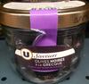 Olives noires à la grecque à l'ail et aux herbes de Provence - Produit