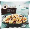 Poêlée pad thai au poulet et nouilles de riz - Produit
