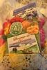 Bonbons myrtille frambroise noix Chartreuse - Product