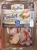 Terrine de poulet aux petits légumes - Product