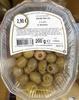 Verte farcie à la pâte d'anchois - Product