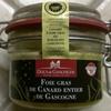 Foie Gras de Canard de Gascogne - Produit