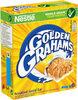 NESTLE GOLDEN GRAHAMS Barres de Céréales 6x25g - Produit