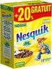NESQUIK Céréales Petit Déjeuner 625g + 20% - Produit