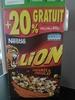 Céréales Lion caramel et chocolat - Product