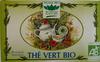 Thé vert bio - Prodotto