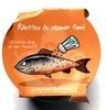 Rillettes de saumon fumé - Produit