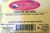 Tomates séchées 100 g - Product