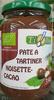 Pâte à tartiner noisette-cacao - Product