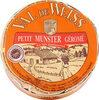 Munster Gerome Aoc (200g Stück) - Produit