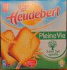 Heudebert biscottes sans sel ajouté - Product